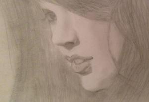 Taylor Swift Drawing by Andre Martin@andre.martin13Twitter @jamesyorkmusicSwitzerland / Zurich  / Las Vegas / New York / Spain / Valencia / Andre / Martin / Zürich